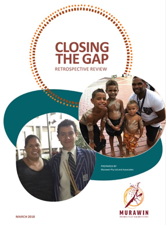 Closing the Gap report